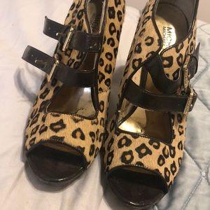 Michael Kors Shoes - Michael Kors heels!